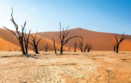 Namibia Sossusvlei desert