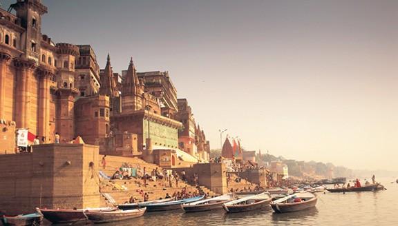 Varanasi, Kolkata & The Ganges